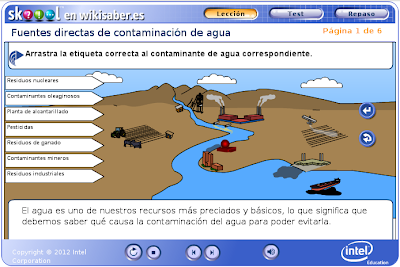 http://www.skoool.es/content/science/water_pollution/index.html