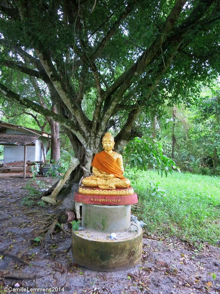 Wat Nara Charoen Suk in Lipa Noi, Buddha statue