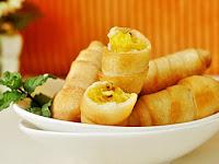 Resep Kue Molen Pisang Bandung Crispy Goreng Spesial