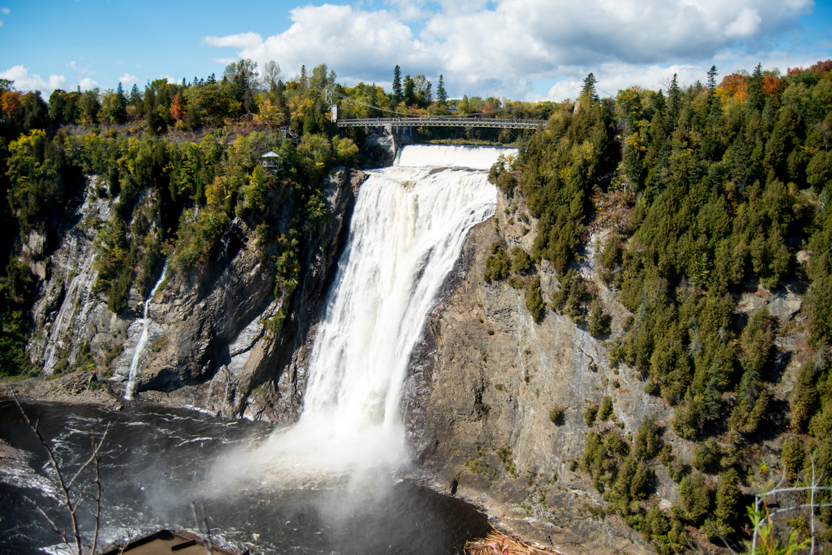 Alison Slattery Photography Montmorency Falls Quebec