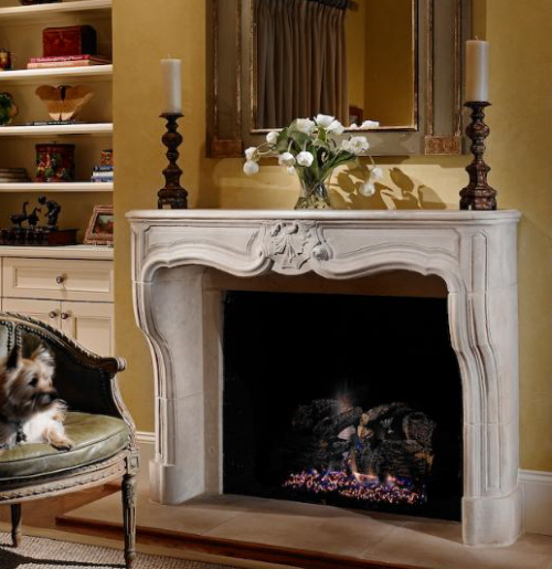Home Decor Fireplace
