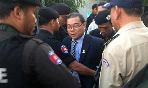 Hiệp ước Biên giới Việt Nam – Campuchia bị xuyên tạc