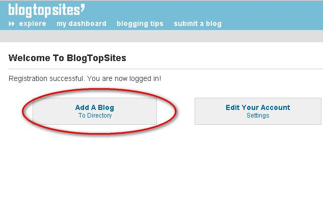مواقع مختصة في إشهار المدونات مجانا وتحسين الأرشفة وSEO