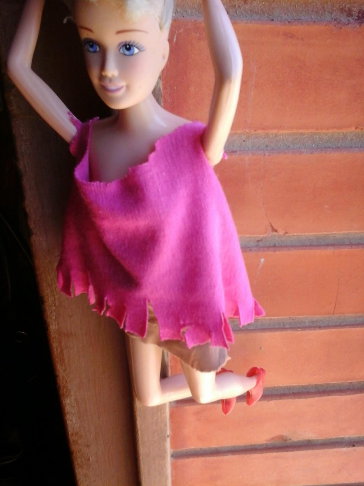 modelo pulando