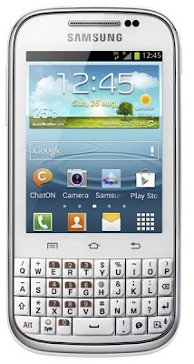 Samsung Galaxy Chat B5330, Harga Samsung Galaxy Chat B5330, Spesifikasi Samsung Galaxy Chat B5330