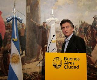 Mauricio Macri anunció traspaso de los subterráneos