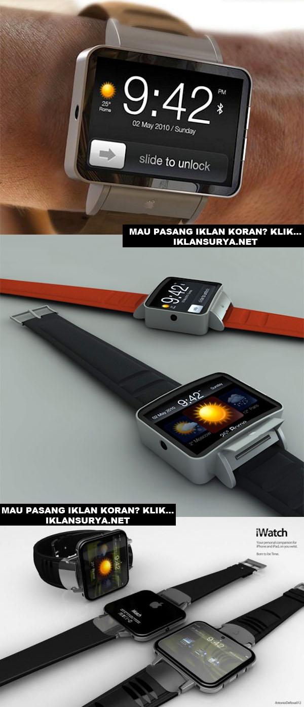jam tangan canggih