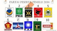 Partai Pemilu 2014