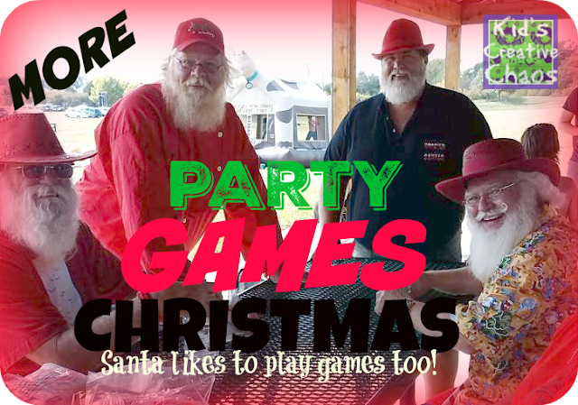 The Best Christmas Holiday Games for Parties for Adults and Kids