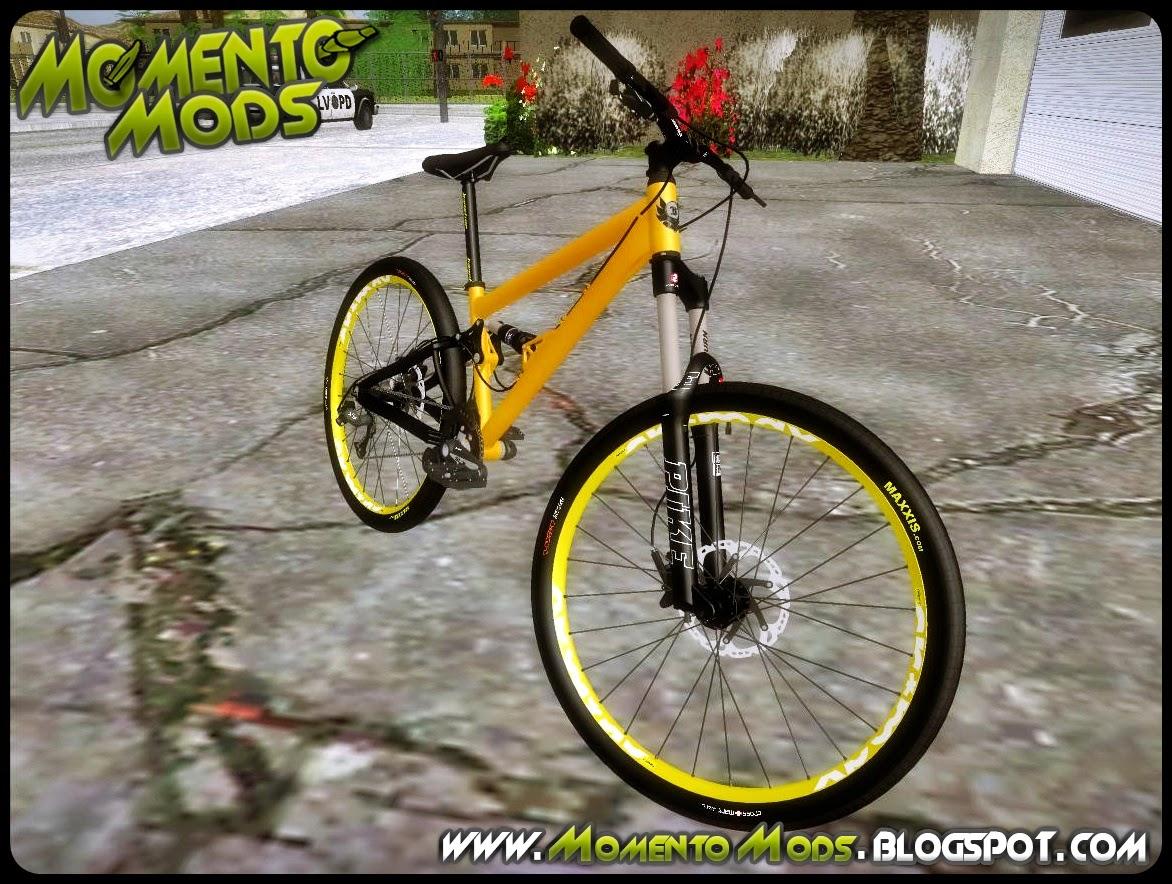 GTA SA - Bicicleta Banshee Rampant