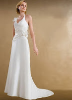 Simple Wedding Maxi Dresses