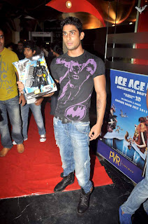 Indian Celbs at 'The Dark Knight Rises' premiere