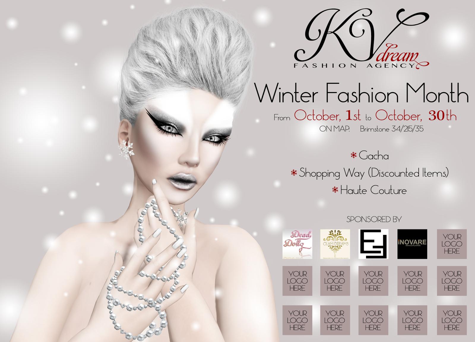 KV Winter Fashion Month Event