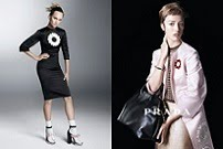 PRADA SS2013 Women Ad Campaign