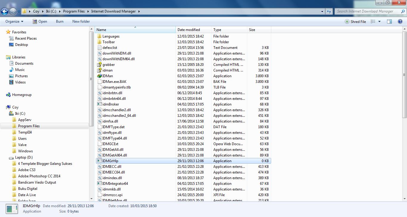 IDM Terbaru 6.23 Build 5 Full Version Gratis