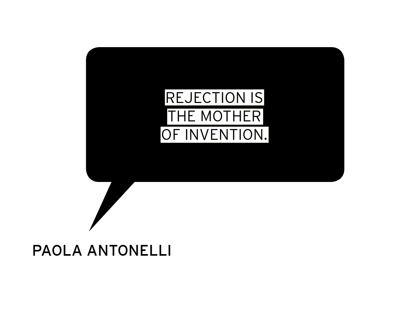 quote by moma curator paola antonelli