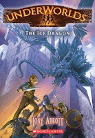 bookcover of ICE DRAGON by Tony Abbott