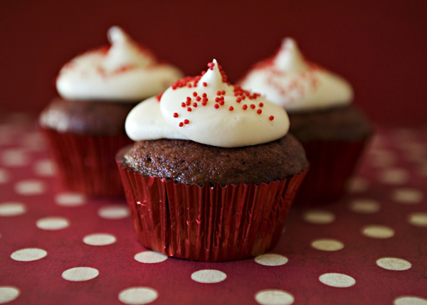 Red Velvet Cake Mix Recipe Cupcake
