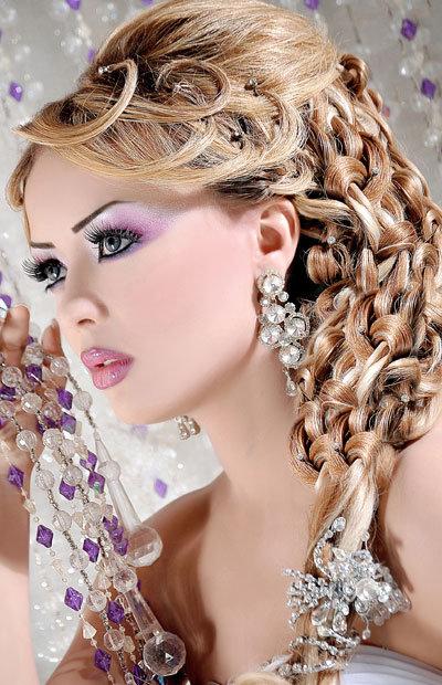 Coiffurete Dance Coiffure de mariage libanaise