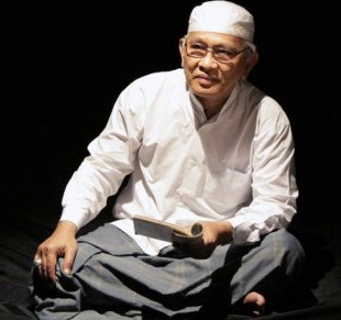 Cerpen Gus Mus (A. Mustofa Bisri)  Kang Kasanun