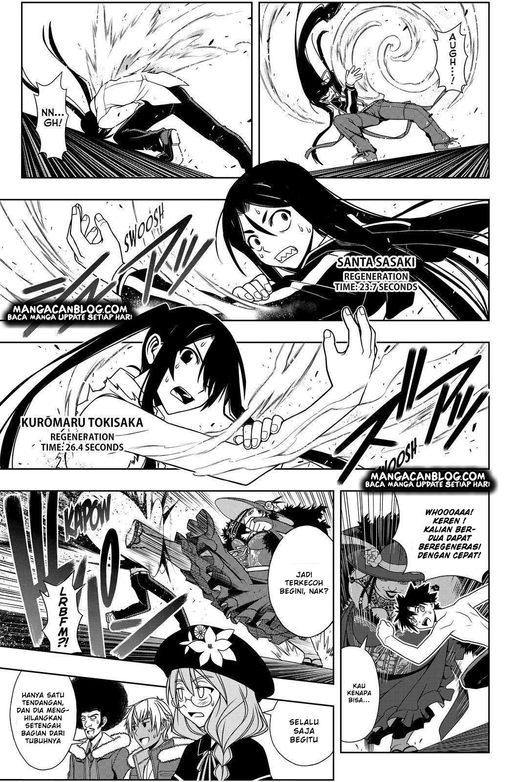 Komik uq holder 082 - semuanya sulit 83 Indonesia uq holder 082 - semuanya sulit Terbaru 9|Baca Manga Komik Indonesia