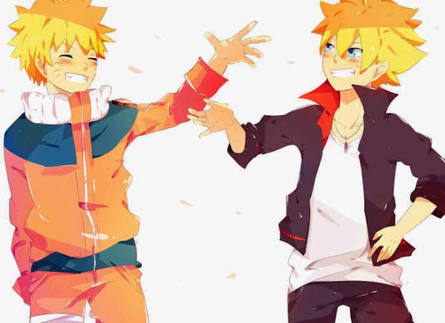 Boruto Naruto Gaiden Hokage ketujuh 7th