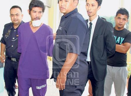 Mamat di Penjara di Bentong gagal bayar denda