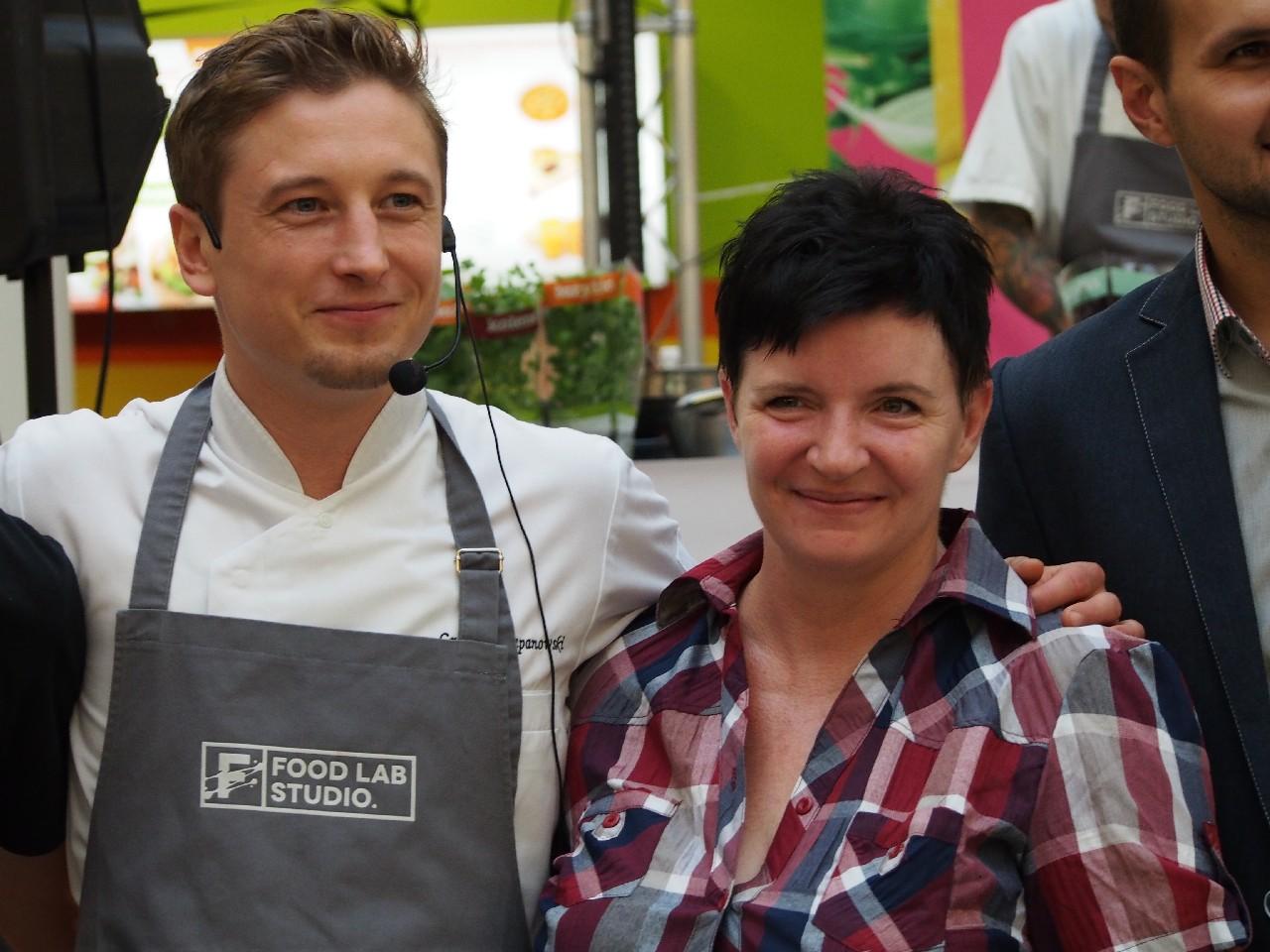 I miejsce w konkursie kulinarnym Atrium Felicity - BLOGER LUBELSZCZYZNY