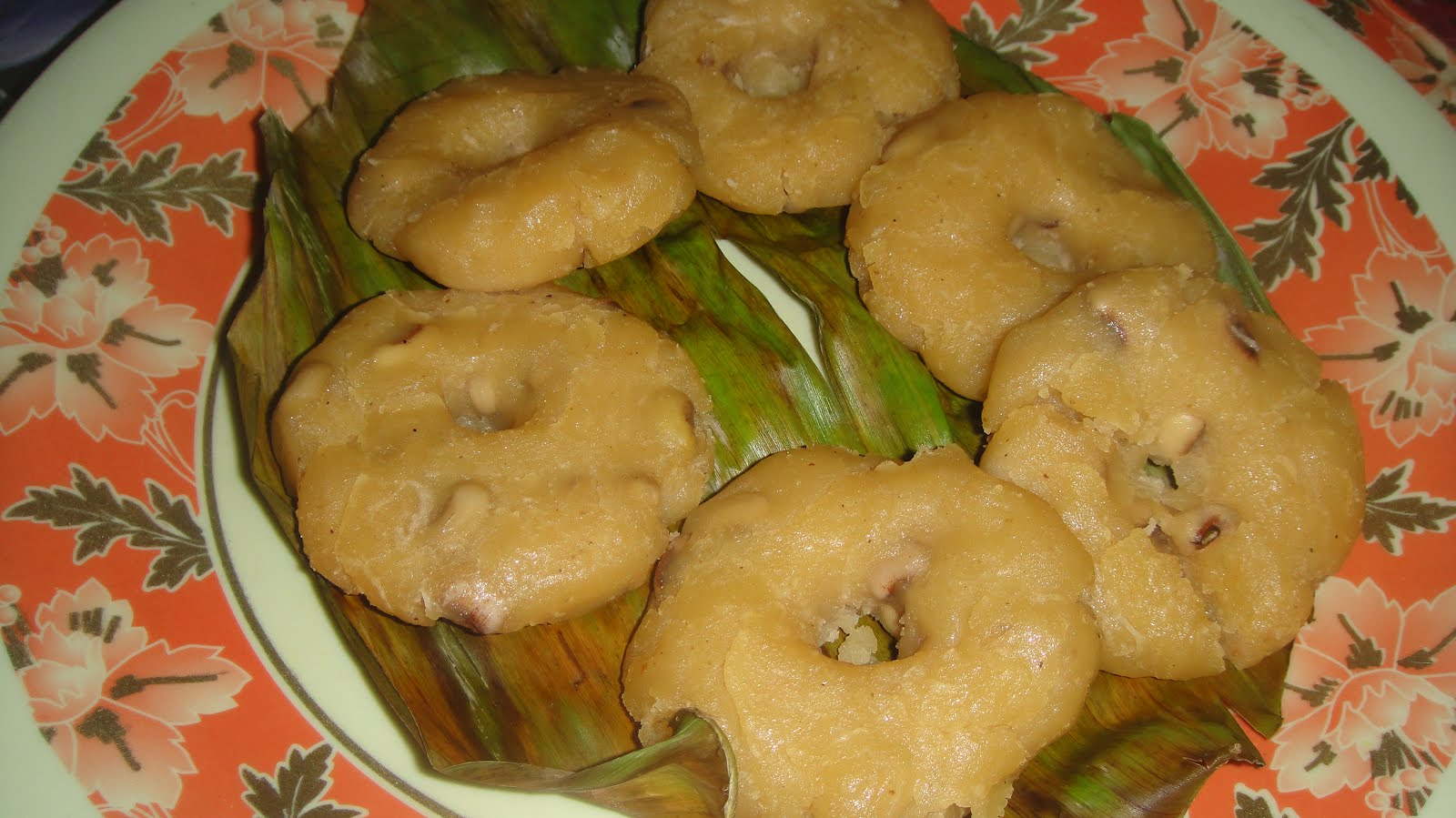 Sweet and spicy adai
