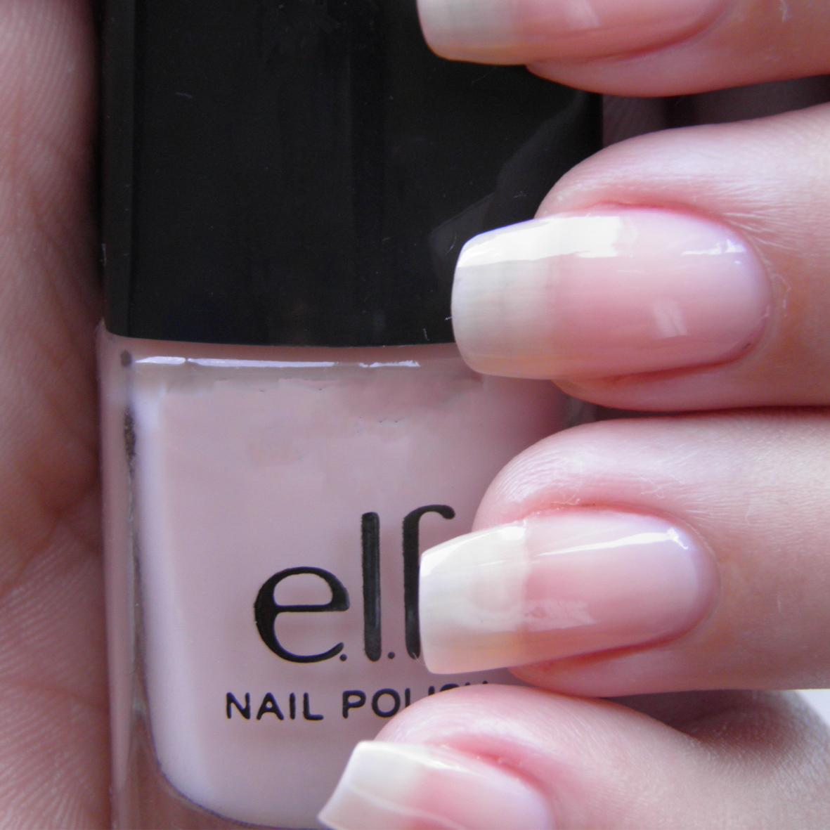 Creative nail art: Elf nail polish review