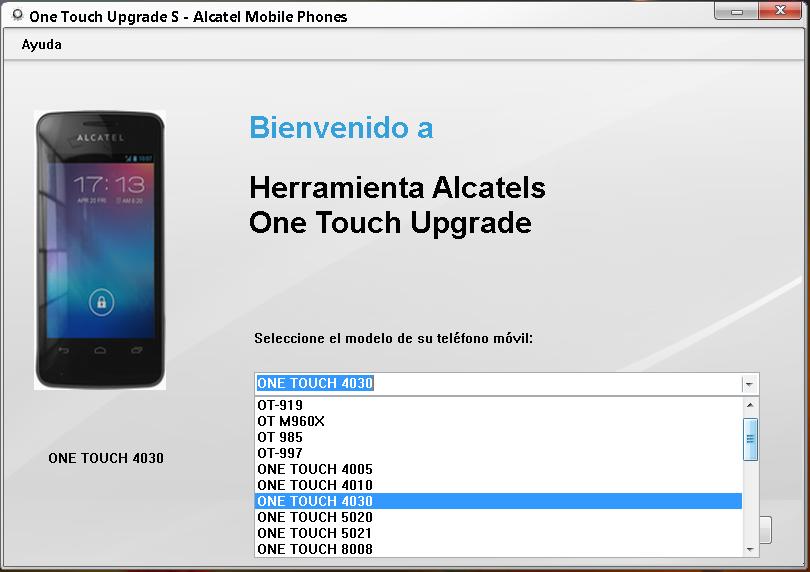 Alcatel 4030a  Como Recuperar Un Alcatel 4030  S U0026 39 Pop
