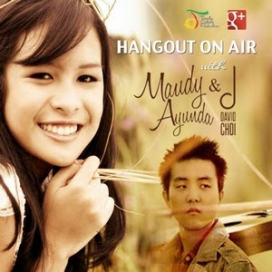 Maudy Ayunda - By My Side (Feat. David Choi)