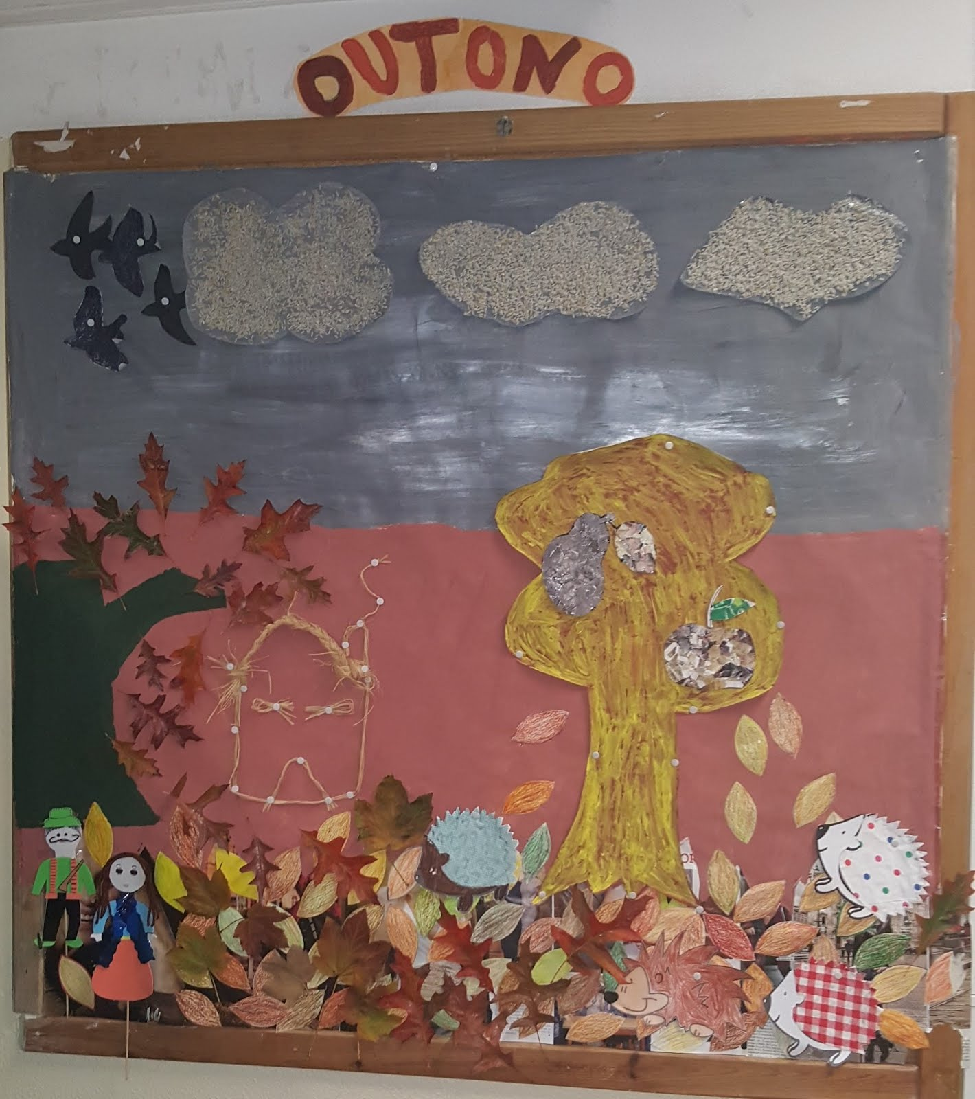 Painel de outono - UEAM
