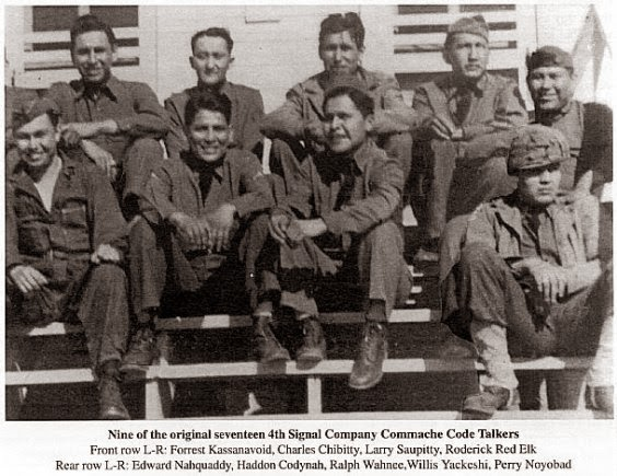 an introduction to native american code talkers Image: president trump honors native american code talkers at white house   president bush also previously honored the navajo code talkers in 2001   he could have acknowledged the place of importance that these.