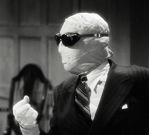 Image result for vincent price as the invisible man