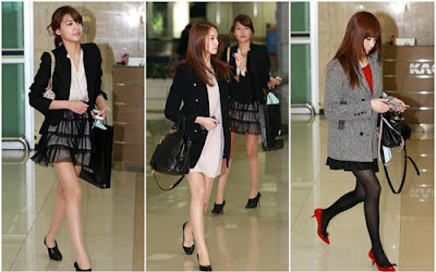 model busana korea