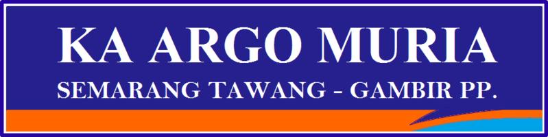 Jadwal dan Harga Tiket Kereta Argo Muria