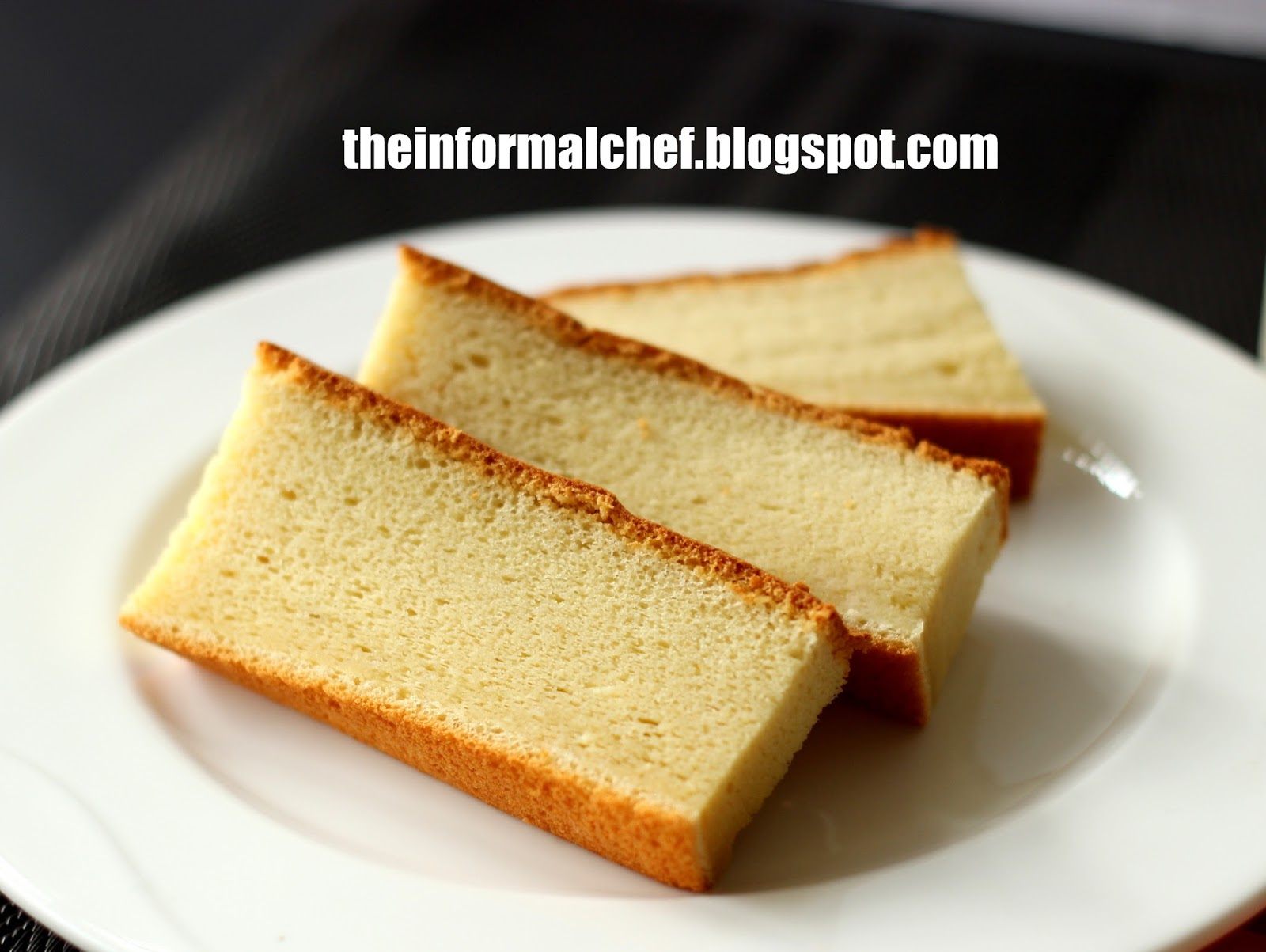 Conventional Method Cake Recipes