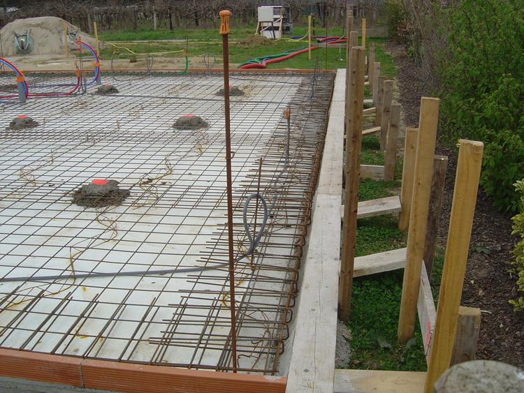 Les technique de construire 1 b timent et travaux publics - Cout de fondation maison ...