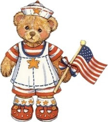 july 4 clipart