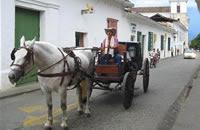 Carroza SAnta Fe de Antioquia