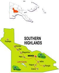 Southern Highlands Province PNG Southern Highlands Province
