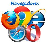 nombres de navegadores de internet