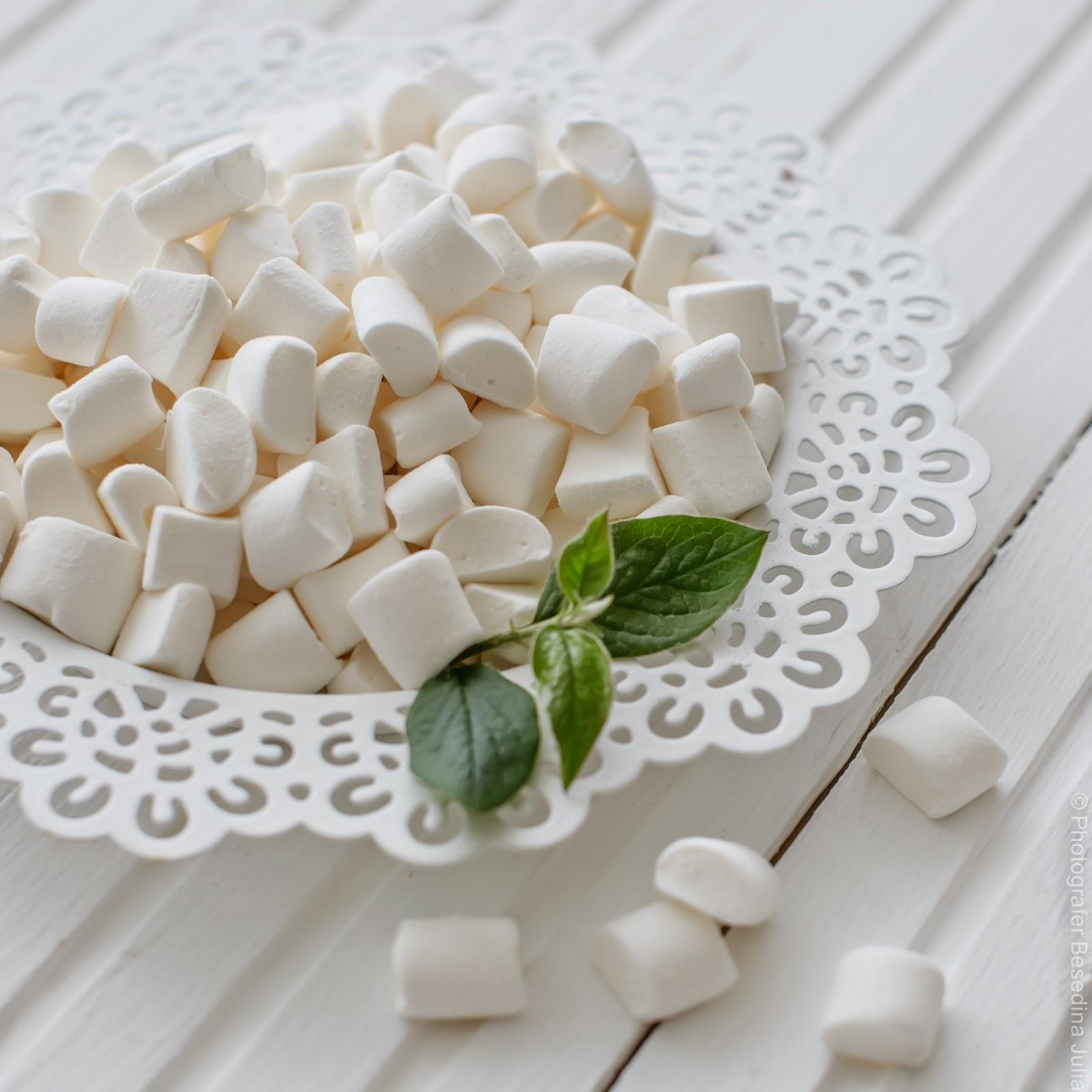Блюда из маршмеллоу рецепт в домашних условиях
