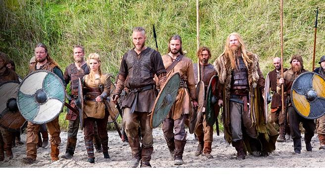 euro crime tv news vikings on the history channel uk