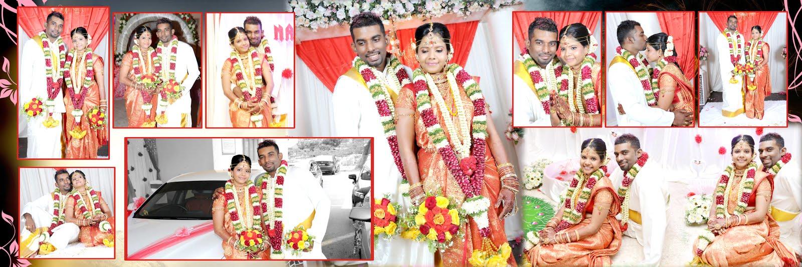 Navindran weds Anujha