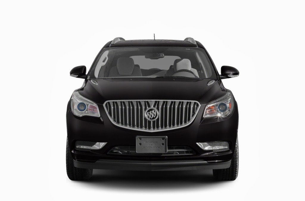 2014 Buick Enclave New Car Review