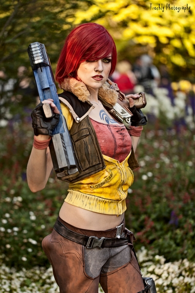 Lilith Borderlands 2 Cosplay