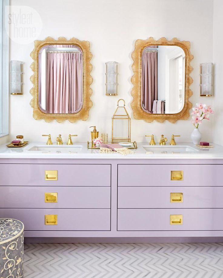 10 Espejos de Baño Modernos y Funcionales