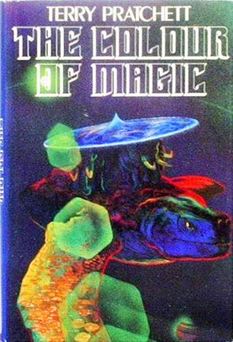Siskoid\'s Blog of Geekery: Terry Pratchett and the Color of Magic